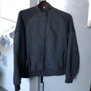 Super soft cotton Sweaty Betty zip sweatshirt XS